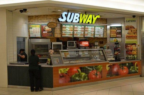 3. Subway