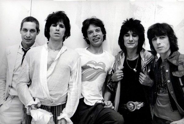 3. The Rolling Stones