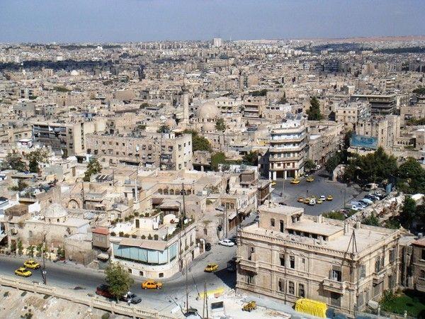 4. Aleppo, Syrien