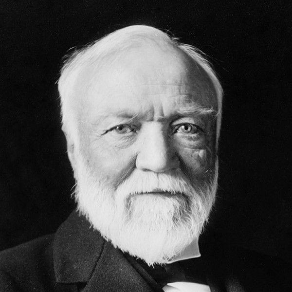 4. Andrew Carnegie