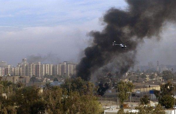 4. Baghdad, Iraq