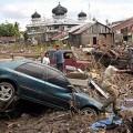4. Das Erdbeben vor der Küste von Sumatra