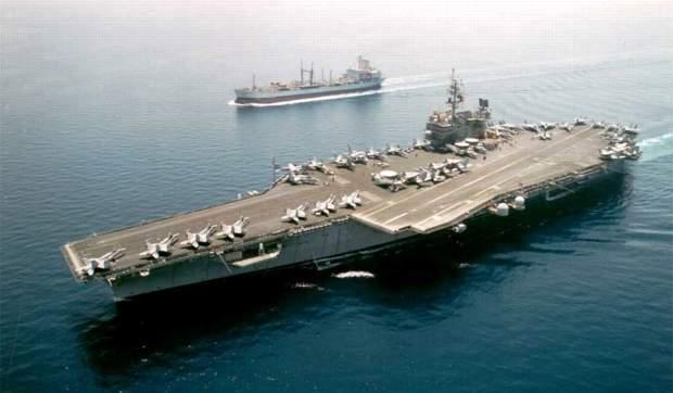 4. Flugzeugträger Forrestal