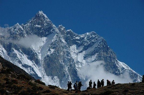 4. Lhotse, 8516 m