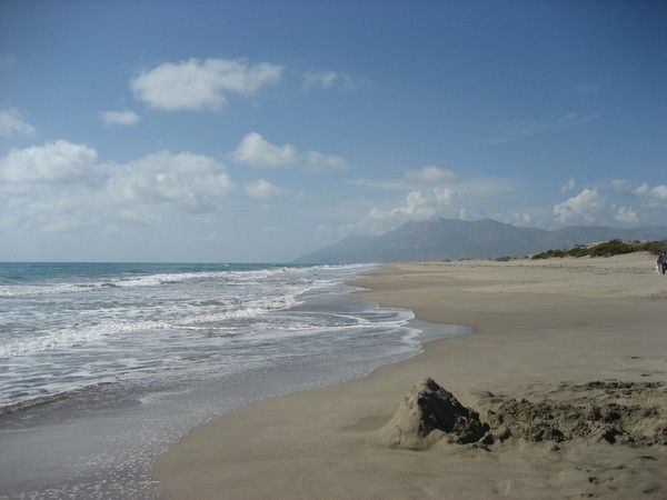 4. Strand Patara (Strand von Patara), Patara