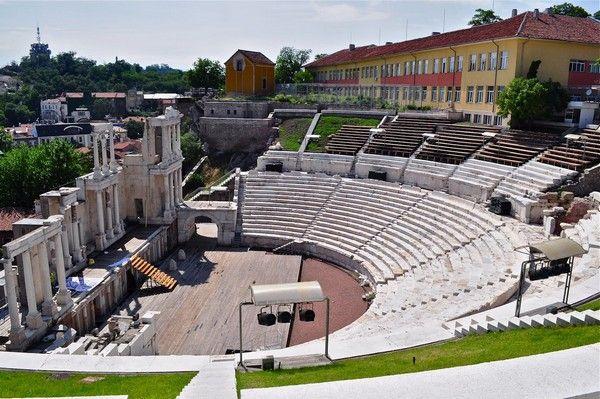 5. Plovdiv, Bulgarien