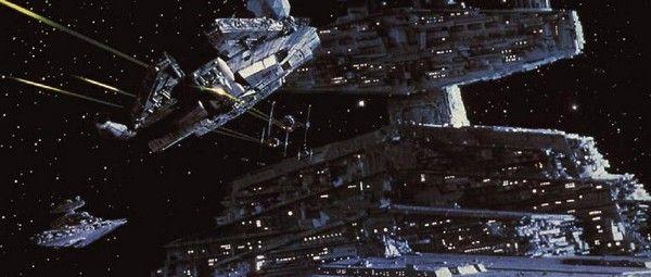 5. Star Wars Das Imperium schlaegt zurueck (1980)