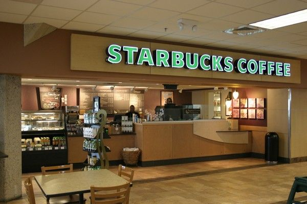 5. Starbucks