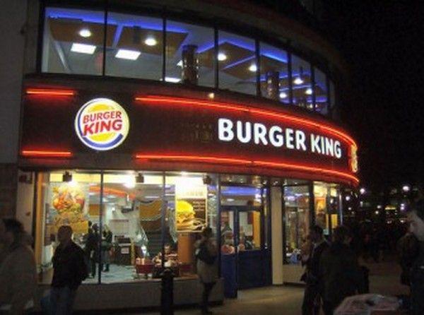 6. Burger King