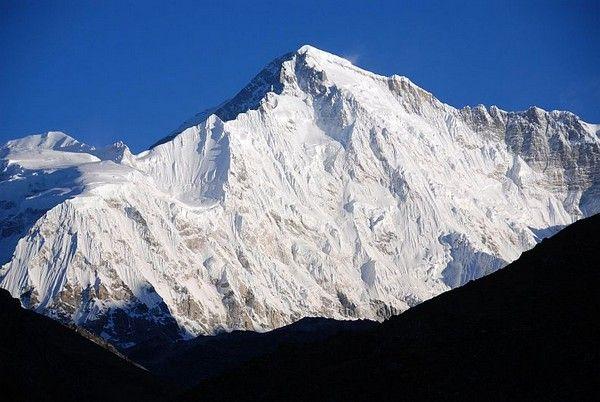 6. Cho Oyu, 8,188 m