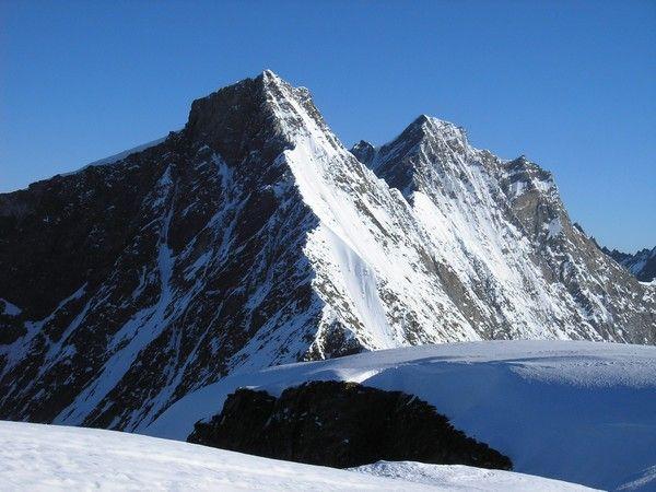 6. DOM, Schweiz, 4,545 m