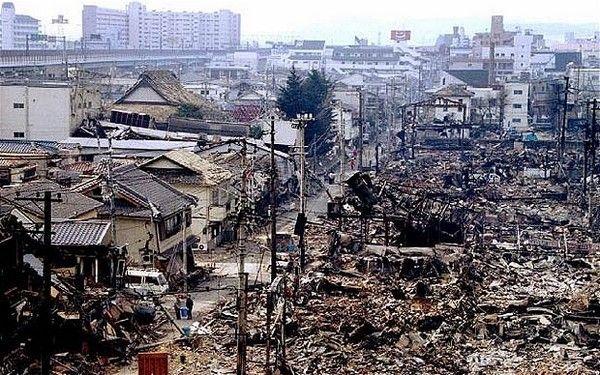 6. Das Erdbeben in Kobe