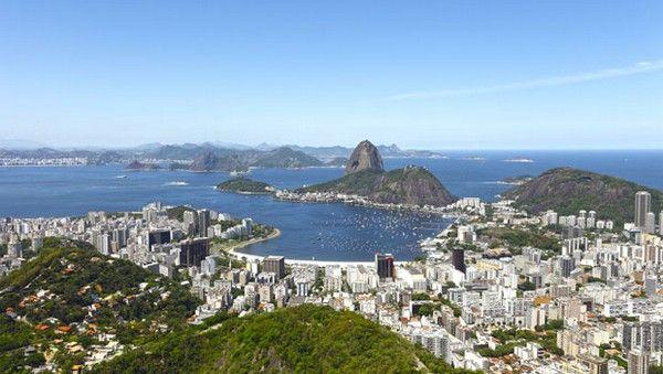 6. Der internationale Flughafen von Rio de Janeiro