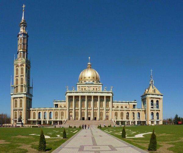 6. Die Basilika Unserer Lieben Frau von Flechten, Lichen Stary, Polen