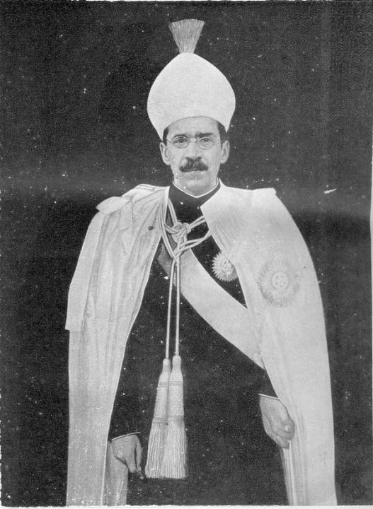 6. Osman Ali Khan
