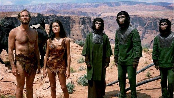 6. Planet der Affen (1968)