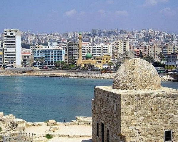 6. Sidon, Libanon