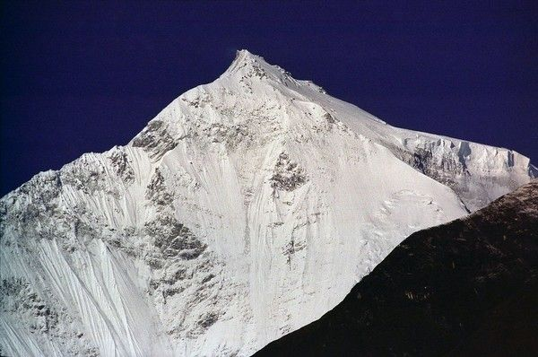 7. Dhaulagiri, 8,167 Meter