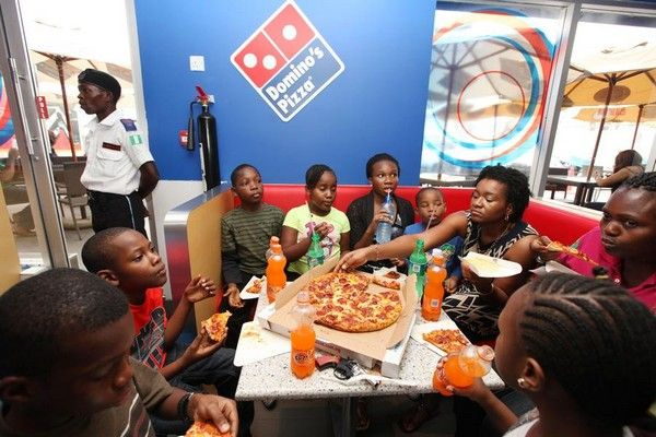 7. Dominos Pizza