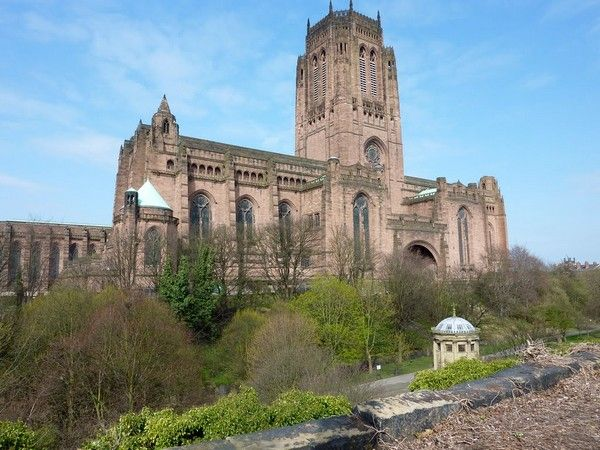 7. Liverpool Cathedral, Liverpool, Grossbritannien