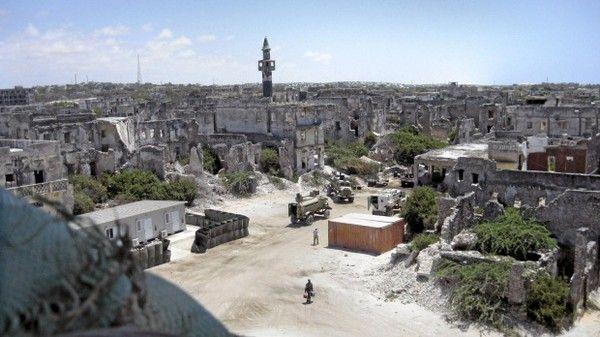 7. Mogadischu, Somalia