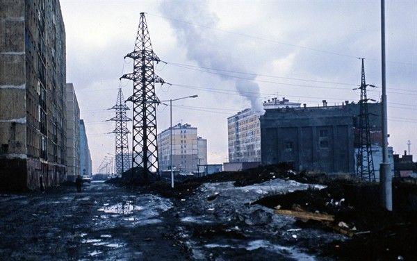 7. Norilsk, Russland