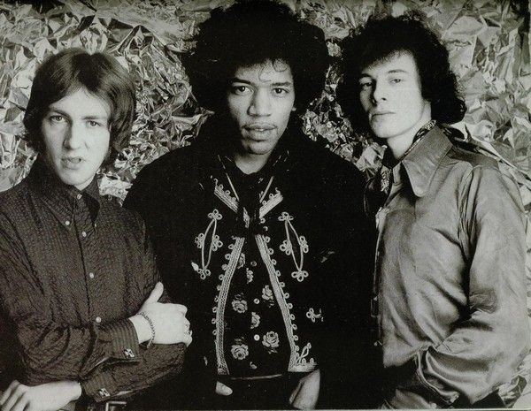 7. The Jimi Hendrix Experience