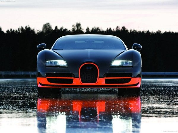 8. Bugatti Veyron 16.4 Supersport