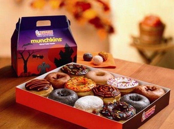 8. Dunkin 'Donuts