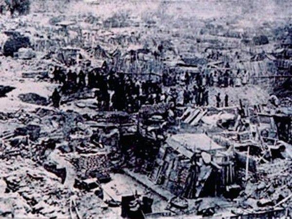 8. Erdbeben in Gansu