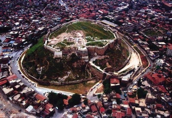 8. Gaziantep, Tuerkei