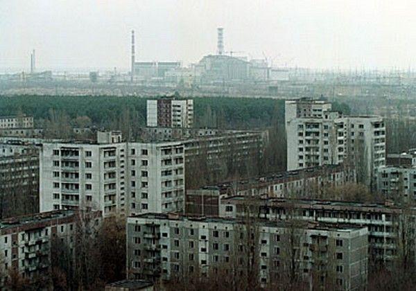 8. Tschernobyl, Ukraine