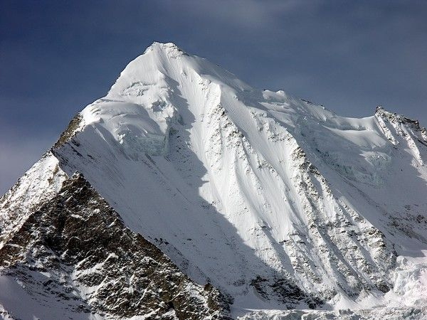 8. Weisshorn, Schweiz, 4,506 m