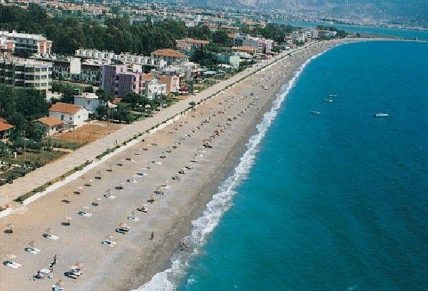 9. Calis Beach (Calis Beach), Fethiye