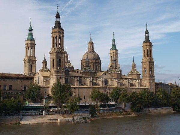 9. Die Basilika Unserer Lieben Frau von Pilar, Zaragoza, Spanien