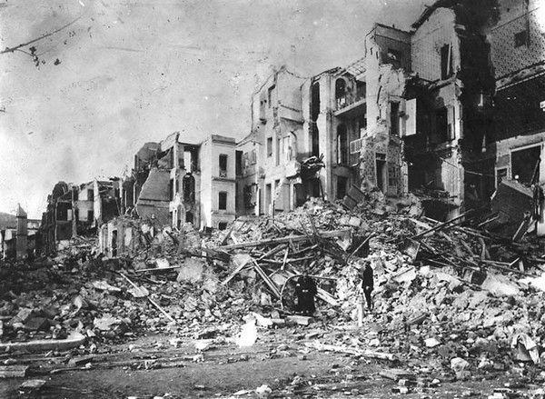 9. Messinas Erdbeben