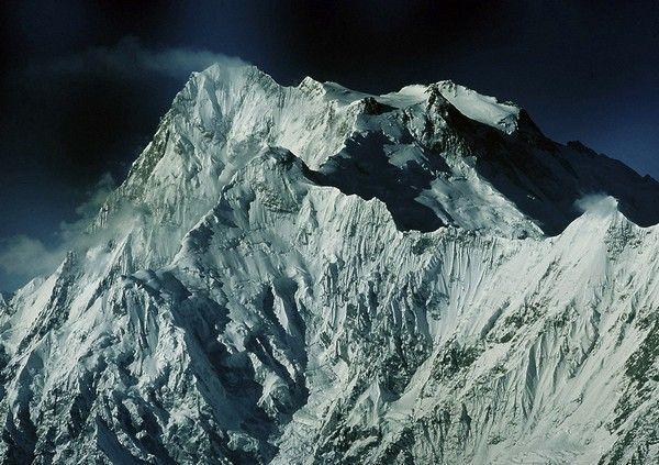 9. Nanga Parbat, 8126 Meter