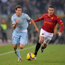 AS Roma vs. Lazio Roma -