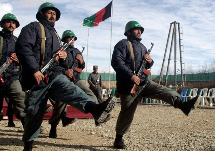 Afghanistan und Korruption