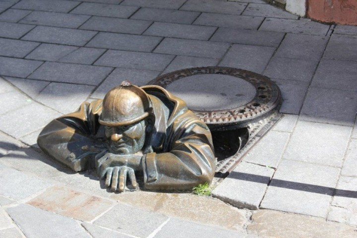 Beobachter Denkmal, Bratislava