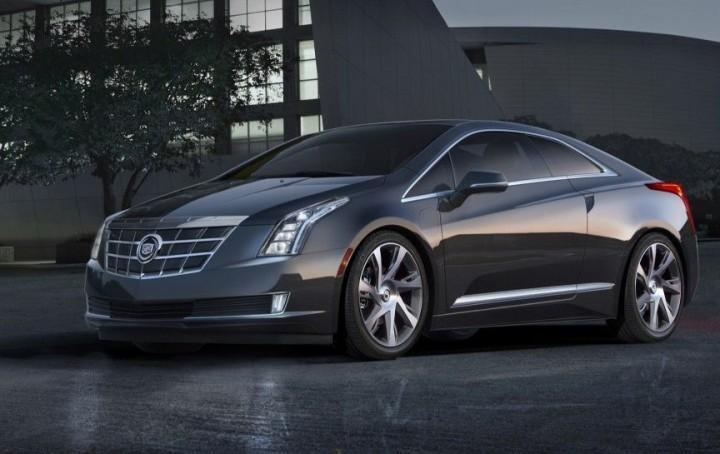 Cadillac ELR 2014