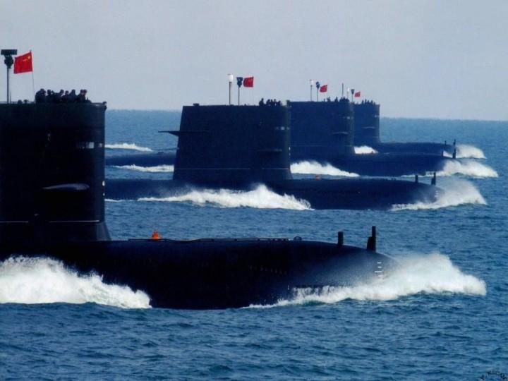 China - 69 U-Boote