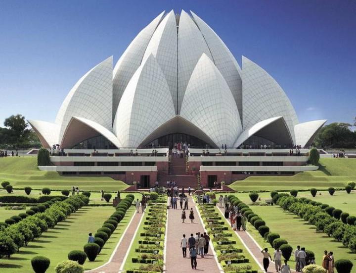 Delhi, Lotus-Tempel