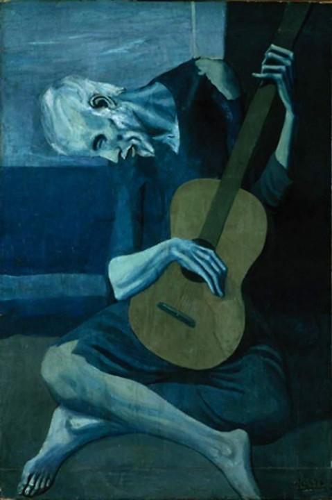 Der Alte Gitarrist