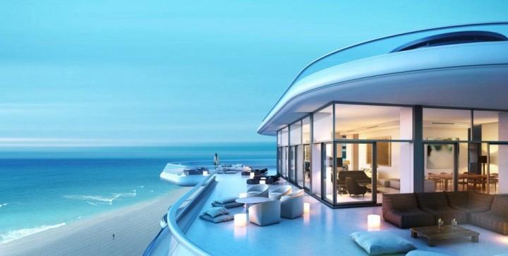 Faena Residenz in Miami