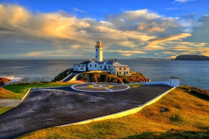 Fanad Head Leuchtturm 1