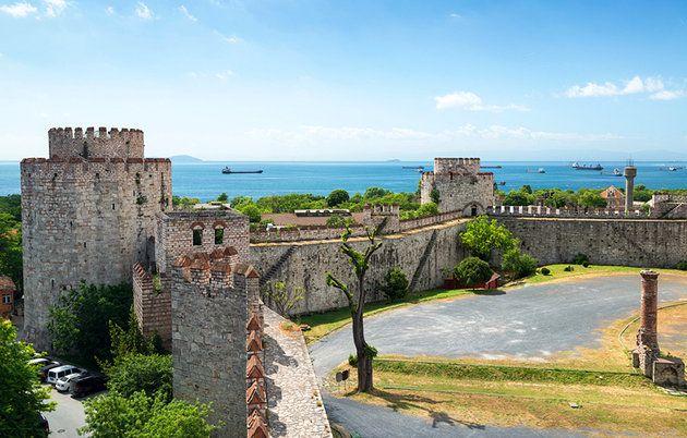 Festung Yedikule