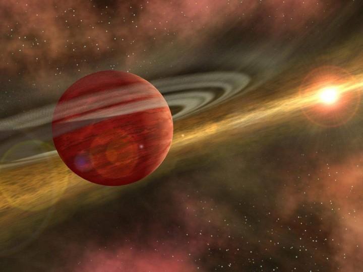 HD 106906 b - Der einsamste Planet