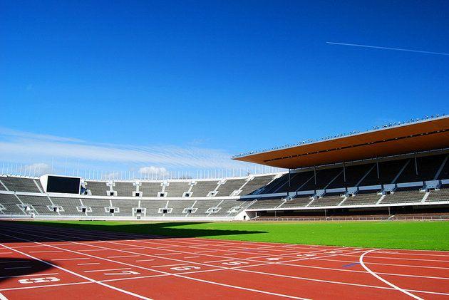 Helsinkis Olympiastadion