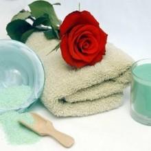 Home Spa Behandlung